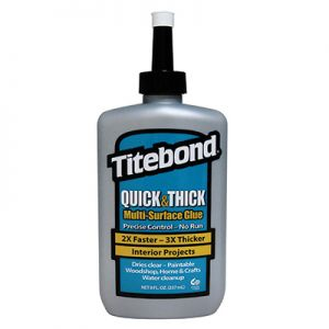 Titebond Quick and Thick