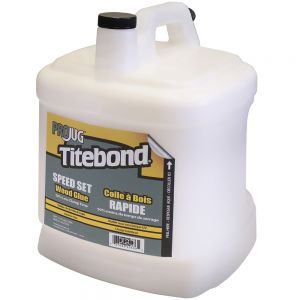 Titebond 43609 Speed Set Wood Glue 2.15gal Pro Jug