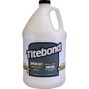 Titebond 4366 Speed Set Wood Glue 1gal