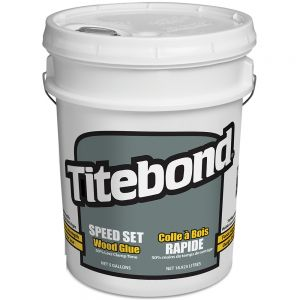 Titebond 4367 Speed Set Wood Glue 5gal