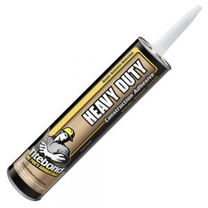 Titebond Heavy Duty Construction Adhesive 10.5 oz