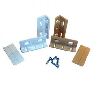 FastCap Kolbe Korner Drawer Front Mounting Brackets