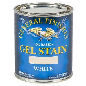 General Finishes White Gel Stain Gallon