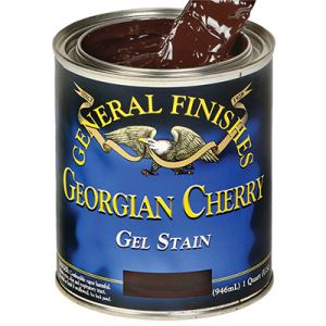 General Finishes Georgian Cherry Gel Stain