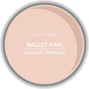 General Finishes Milk Paint BALLET PINK