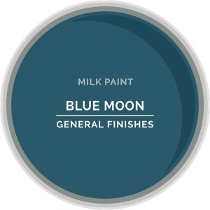 General Finishes Milk Paint BLUE MOON Quart