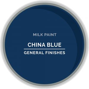 General Finishes Milk Paint CHINA BLUE Quart
