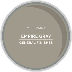 General Finishes Milk Paint EMPIRE GRAY Gallon