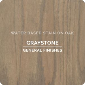 General Finishes Water Base Stain GRAYSTONE
