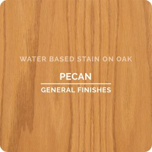 General Finishes Water Based Stains PECAN