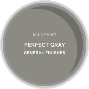 General Finishes Milk Paint PERFECT GRAY