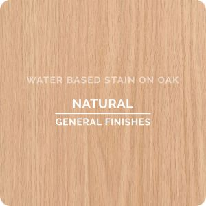 General Finishes Water Based Stains NATURAL
