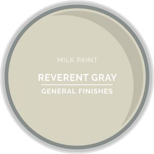 General Finishes Milk Paint REVERENT GRAY