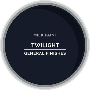 General Finishes Milk Paint TWILIGHT Quart
