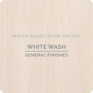 General Finishes Water Based Stains WHITE WASH