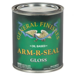 General Finishes Arm-R-Seal Topcoat Gloss