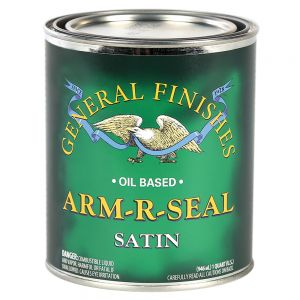 General Finishes Arm-R-Seal Topcoat Satin