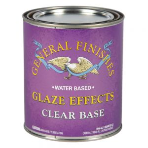 General Finishes Water Based Glaze Effects Clear Glaze