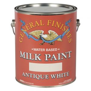 General Finishes Water Based Milk Paint Antique White