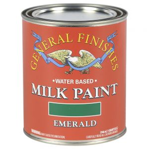 General Finishes Emerald Milk Paint