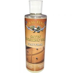 General Finishes Satin Finishing Wax Natural 8oz