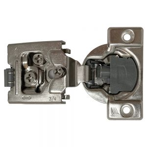 Hettich Optimat Clip-On Hinge with Soft-Close 928500700 3/4in Overlay