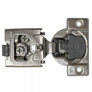 Hettich Optimat Clip-On Hinge with Soft-Close 928500601 1/2in Overlay