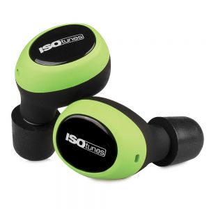 ISO tunes IT14 FREE Bluetooth Earbuds NRR22