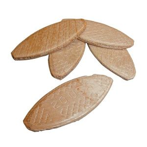 Economy Wood Biscuits Size 0