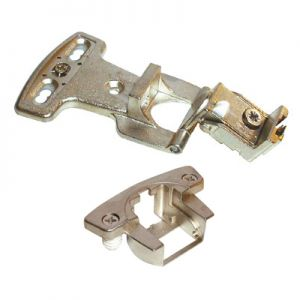 Hettich Selekta Pro 2000 Inset, Press-in Hinge Kit