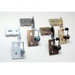 "Youngdale 3/8"" Inset Hinge"