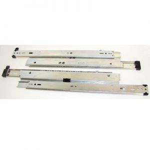 "KV 8520 Full Extension 175 lb Drawer Slides for up to 42"" Lateral Files"
