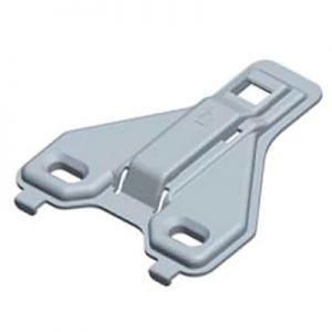 Lama Face Frame Screw-on Mounting Plates