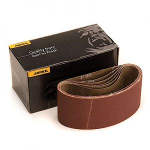 "Mirka Hiolit X Cloth 2.5"" x 14"" Belts"