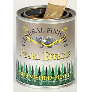 General Finishes Burnished Pearl Metallic Paint