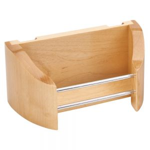 Rev-A-Shelf 4231-08-52 Door Mount Storage Tray Maple