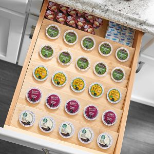 Rev-A-Shelf 4CDI K-Cup Drawer Inserts