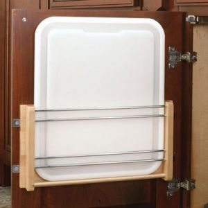 "Rev-A-Shelf Door Mount Cutting Board poly 15-3/4"" W"