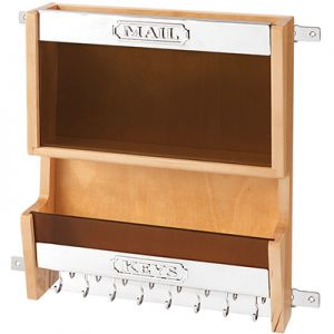 Rev-A-Shelf 4MR-18 Mail Orgainizer