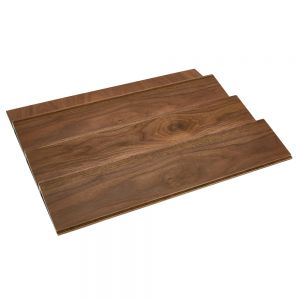 Rev-A-Shelf 22W SpiceDrawer Insert Walnut 1.5H