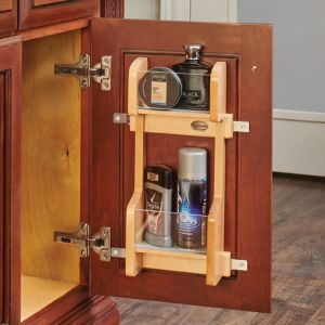 Rev-A-Shelf 8.25W Door Mount Storage Rack