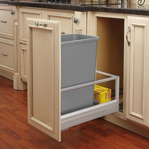 Rev-A-Shelf 5149 Series Door Mount Waste Pull Out