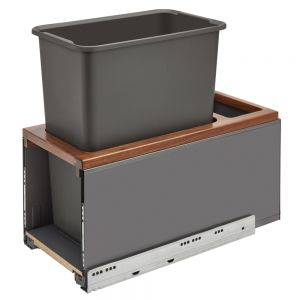 Rev-A-Shelf LEGRABOX BM Waste Container Pullouts w/Soft Close