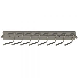 Rev-A-Shelf SideLines TRCPOSL-14-SN Deluxe Pop Out Tie Rack Satin Nickel