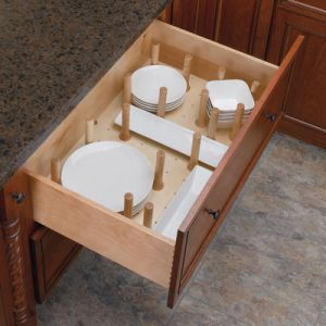 Rev-A-Shelf Drawer Peg System