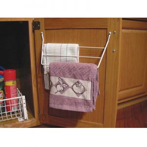 Rev-A-Shelf Door Mount Towel Holder