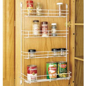 Rev-A-Shelf Door Mount Wire Spice Rack