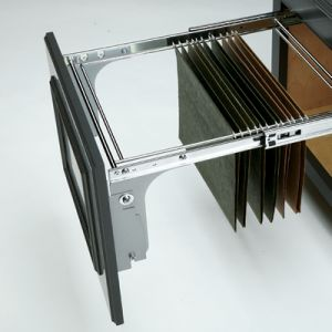 Rev-A-Shelf File Drawer Pullout System