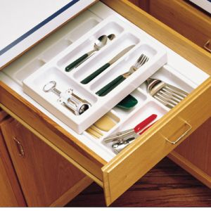 Rev-A-Shelf Rolling Cutlery Tray Insert