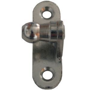 Stabilus 3mm Metal Bracket w/Stud